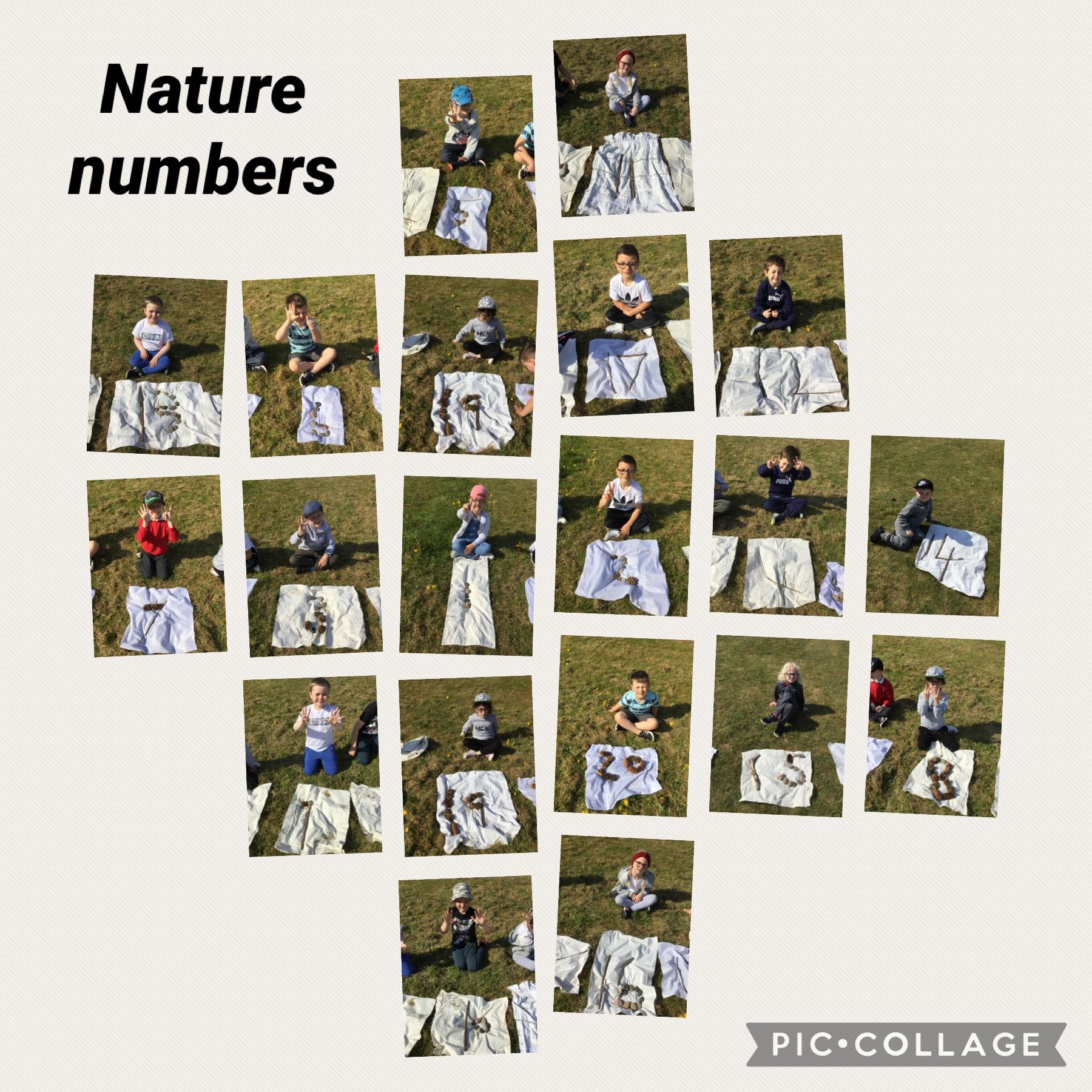 Nature numbers