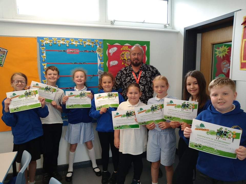 Speaking up for Trees finalists