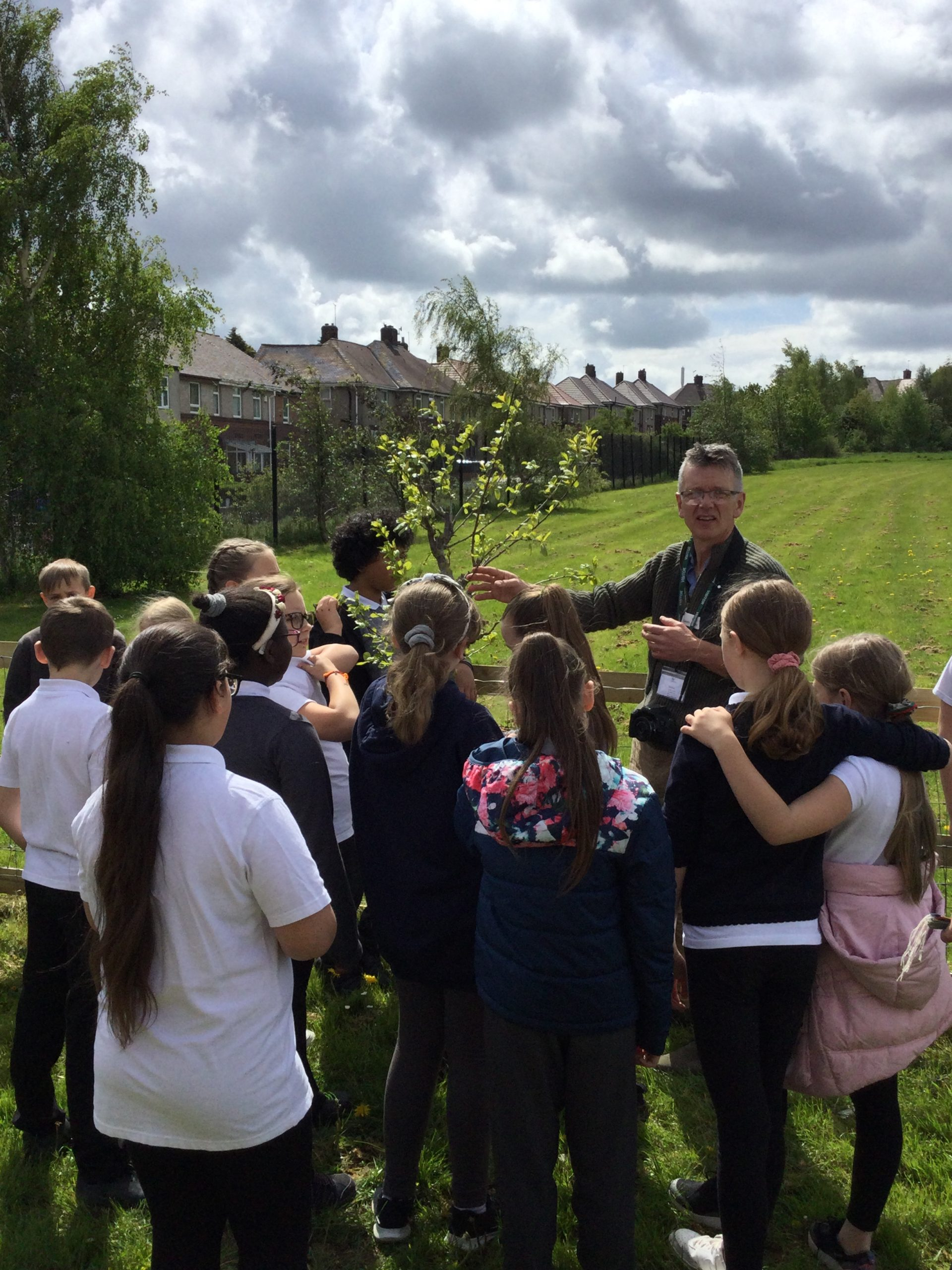 Speaker's Trust Workshop- Speaking up for trees!